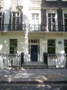 John Maynard Keynes' house