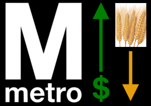 DC Metro Logo with wheat pointing down